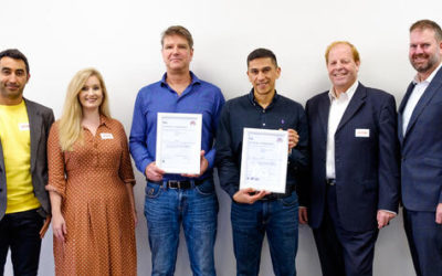 Another successfully certified ISO27001 and ISO27018 customer – SnapComms